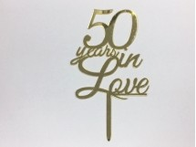 50 years in Love