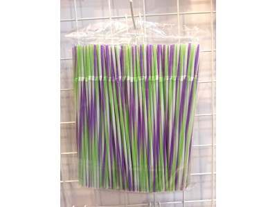 PP Party Straws 10